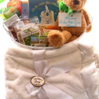 bumbleBdesign - Baby Boy Basket - Seattle baby gifts