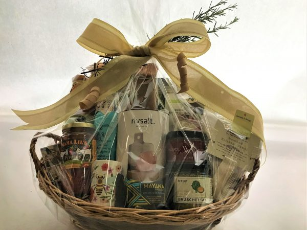 bumbleBdesign-Cooking Basket - gift baskets, Seattle